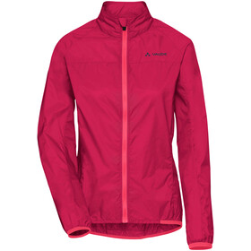 VAUDE Air III Jacket Dame cranberry